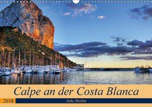 Calpe an der Costa Blanca