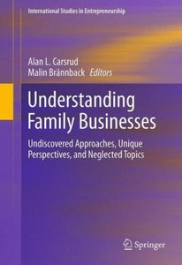 Understanding Family Businesses