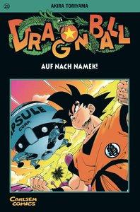 Dragon Ball 21. Auf nach Namek!