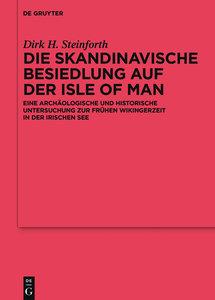Die skandinavische Besiedlung auf der Isle of Man