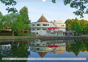 Bauhaus-Architektur im Ruhrgebiet (Wandkalender 2020 DIN A3 quer