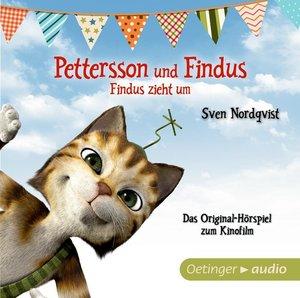 Pettersson und Findus. Findus zieht um