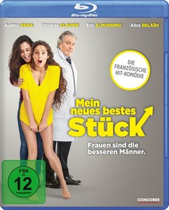 Mein neues bestes Stück (Blu-ray)