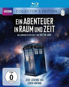 Ein Abenteuer in Raum und Zeit (Digipack Collector\'s Edition)