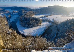 JahresZeiten an der Oberen Donau