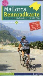 Rennradkarte Mallorca