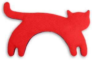 Wärmekissen, Die Katze Minina, groß. Fellfarbe: Feuer / Mitterna