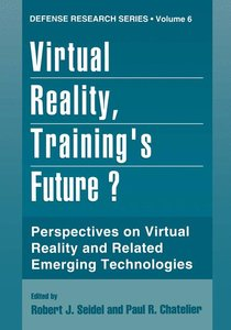 Virtual Reality, Training's Future?
