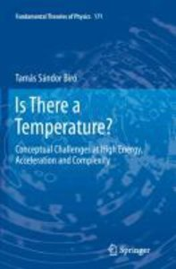 Is There a Temperature?