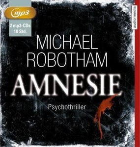 Amnesie-Psychothriller (MP3)