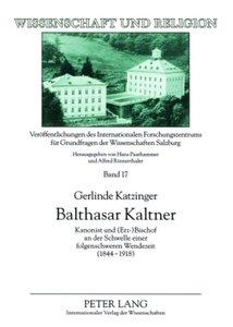 Balthasar Kaltner