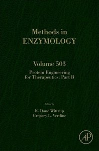 Protein Engineering for Therapeutics, Part B