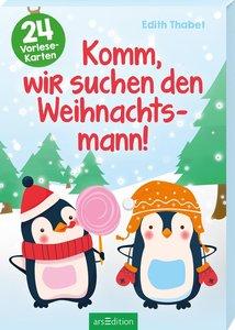 Komm, wir suchen den Weihnachtsmann! Adventskalender