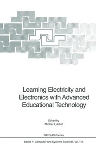 Learning Electricity and Electronics with Advanced Educational T