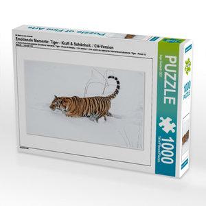 Ein Motiv aus dem Kalender Emotionale Momente: Tiger - Kraft & S