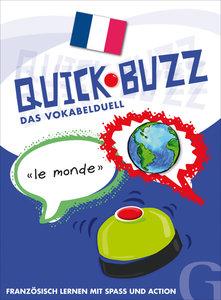 QUICK BUZZ - Das Vokabelduell - Französisch