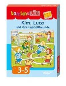 bambinoLÜK-Set - Kim, Luca und ihre Fußballfreunde