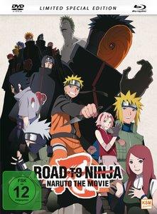 Road to Ninja - Naruto - The Movie (2012), 1 DVD + 1 Blu-ray (Li