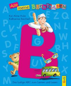 Alle meine Buchstaben - B