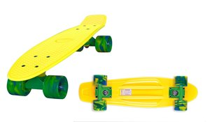 MTS 500215 - Streetsurfing Beach Board 22, Skateboard, Summer Su