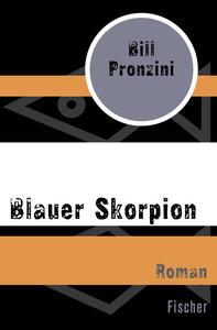 Blauer Skorpion