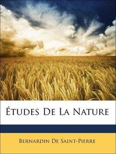 Études De La Nature
