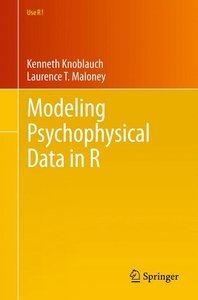 Modeling Psychophysical Data in R