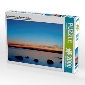 Ruhepol Bodensee Radolfzell Mettnau 2000 Teile Puzzle quer