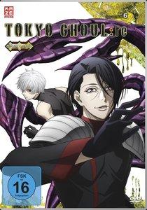 Tokyo Ghoul: re. Staffel.3.6, 1 DVD