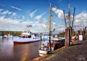Friesland - Nordseebad Dangast (Posterbuch DIN A4 quer)