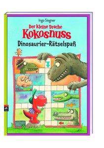 Der kleine Drache Kokosnuss - Dinosaurier-Rätselspaß