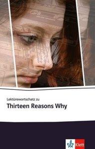 Lektürewortschatz zu Thirteen Reasons Why