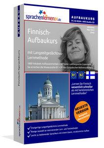 Finnisch-Aufbaukurs, PC CD-ROM mit MP3-Audio-CD