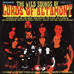 The Wild Sounds Of The Lords Of Altamont