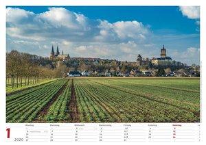 Niederrhein 2020 Wandkalender A3
