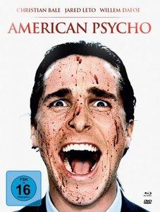 American Psycho, 1 Blu-ray + 2 DVD (Mediabook)