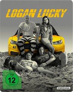 Logan Lucky. SteelBook Edition