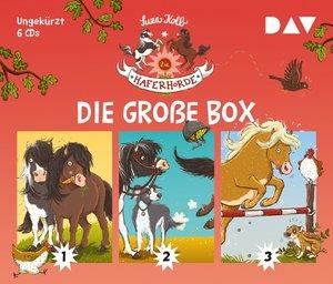 Die Haferhorde-Die große Box (Teil 1-3)