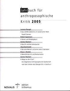 Jahrbuch für Anthroposophische Kritik 2005