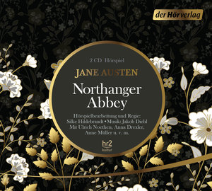 Northanger Abbey, 2 Audio-CDs