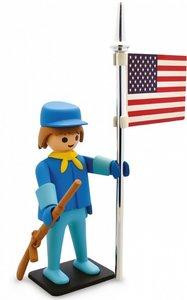 Playmobil Collectoys: American Soldat, Sammlerfigur