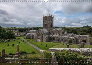 Pembrokeshire - Der wilde Westen von Wales (Wandkalender 2019 DI
