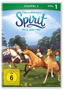 Spirit: Wild und frei Staffel 2 Volume 1, 1 DVD