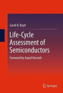 Life-Cycle Assessment of Semiconductors