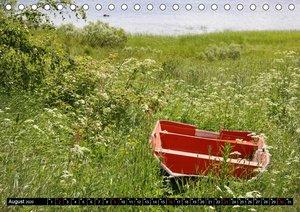 Sommer in Schwedens Lappland (Tischkalender 2020 DIN A5 quer)