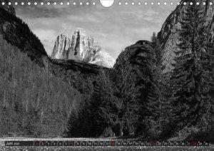 Naturparks in Südtirol (Wandkalender 2020 DIN A4 quer)