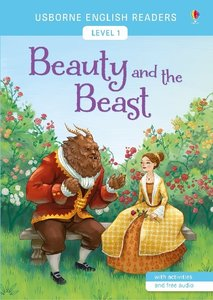 Usborne English Readers Level 1: Beauty and the Beast