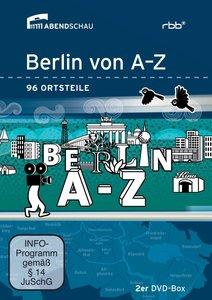 Berlin von A-Z (96 Ortsteile)