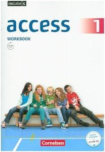 English G Access 01: 5. Schuljahr. Workbook mit CD