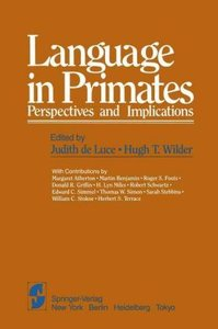 Language in Primates